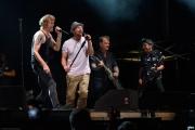 Campino, Kuddel & Andi | Die Toten Hosen / Beatsteaks
