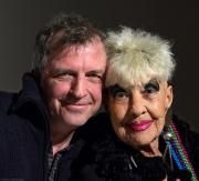 Wolfgang Müller (Tödliche Doris) & Monika Döring (LOFT concerts)