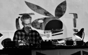Mark kissed by the Playboy bunny | Negativland