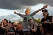 Cooooor! Fans during a COR concert