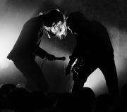 Dennis Lyxzén & Kristofer Steen   The Refused